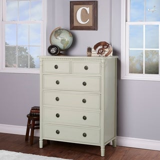 Evolur Julienne 6-drawer Dresser Chest