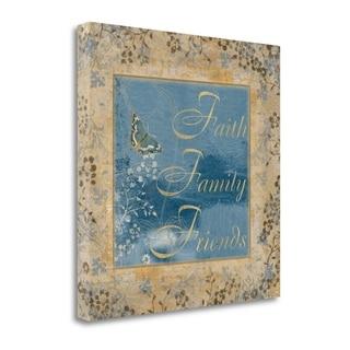 Family By Artique Studio,  Gallery Wrap Canvas