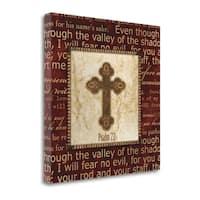 Through The Valley By Artique Studio,  Gallery Wrap Canvas