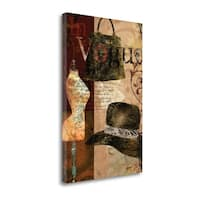 In Vogue By Eric Yang,  Gallery Wrap Canvas