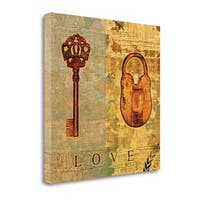Love By Eric Yang,  Gallery Wrap Canvas