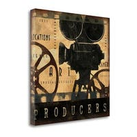 Producers By Eric Yang,  Gallery Wrap Canvas