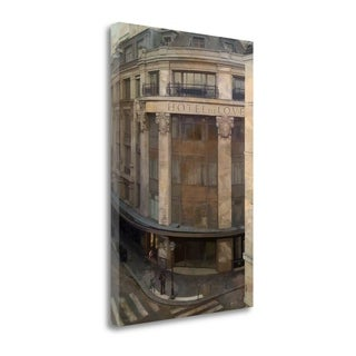 Hotel De Love By Eric Yang,  Gallery Wrap Canvas