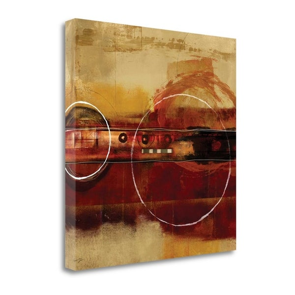 Gravitation II By Eric Yang, Gallery Wrap Canvas