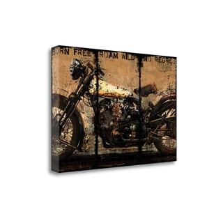 Born Free By Eric Yang,  Gallery Wrap Canvas