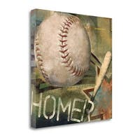 Homer By Eric Yang,  Gallery Wrap Canvas