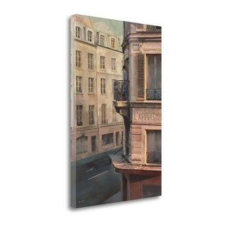 L Affection By Eric Yang,  Gallery Wrap Canvas