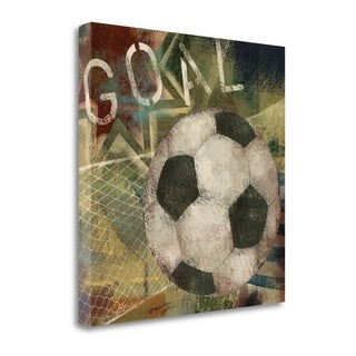 Goal By Eric Yang,  Gallery Wrap Canvas