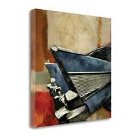 Decked Hot Rod By Eric Yang,  Gallery Wrap Canvas