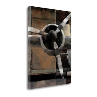 Leading Edge V By Eric Yang,  Gallery Wrap Canvas