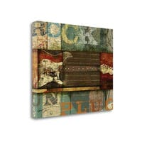 Rock By Eric Yang,  Gallery Wrap Canvas
