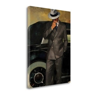 The Getaway II By Eric Yang,  Gallery Wrap Canvas