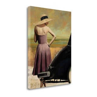 The Getaway I By Eric Yang,  Gallery Wrap Canvas