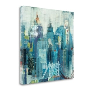 New York City By Eric Yang,  Gallery Wrap Canvas