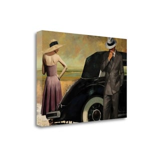 The Getaway By Eric Yang,  Gallery Wrap Canvas