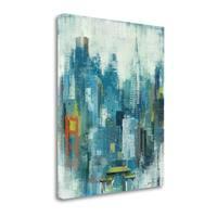 San Francisco By Eric Yang,  Gallery Wrap Canvas