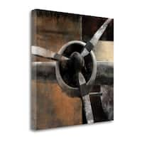 Leading Edge IV By Eric Yang,  Gallery Wrap Canvas
