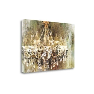 Chandelier Art By Eric Yang,  Gallery Wrap Canvas