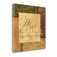 Have Love By Piper Ballantyne,  Gallery Wrap Canvas