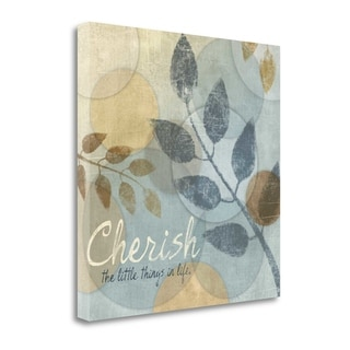 Cherish By Piper Ballantyne,  Gallery Wrap Canvas