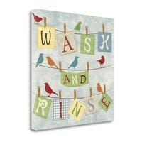 Wash And Rinse By Piper Ballantyne,  Gallery Wrap Canvas