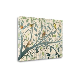 Bird Garden By Piper Ballantyne,  Gallery Wrap Canvas