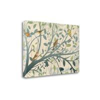 Bird Garden By Piper Ballantyne,  Gallery Wrap Canvas