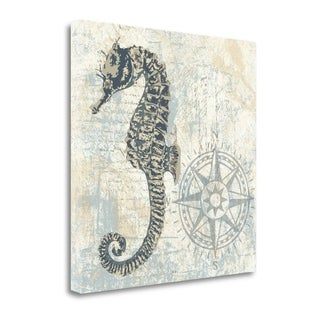 Sea Friends I By Piper Ballantyne,  Gallery Wrap Canvas