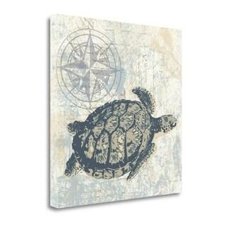 Sea Friends II By Piper Ballantyne,  Gallery Wrap Canvas