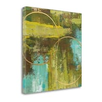 Aller Chartreuse By Patrick St.Germain,  Gallery Wrap Canvas