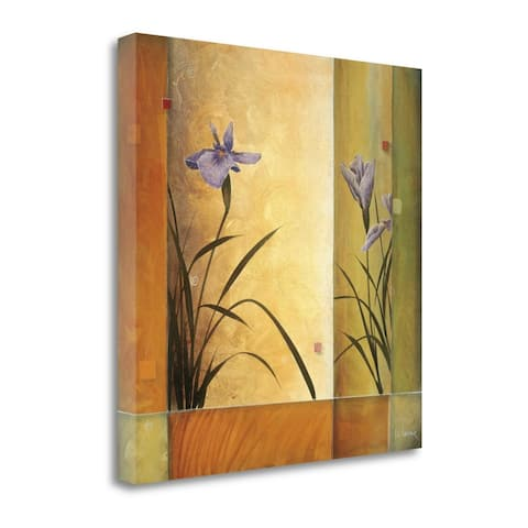 Terra Cotta Garden by Don Li-Leger, Gallery Wrap Canvas