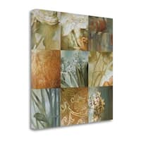 Square Choices By Linda Thompson,  Gallery Wrap Canvas
