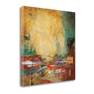 Abulia By Nancy Villarreal Santos,  Gallery Wrap Canvas