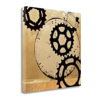 Sprockets II By Noah,  Gallery Wrap Canvas