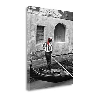 A Touch Of Color I By Jeff,  Gallery Wrap Canvas