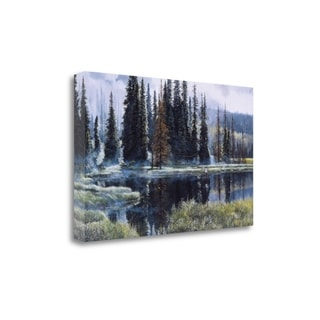Heaven On Earth By Andrew Kiss,  Gallery Wrap Canvas