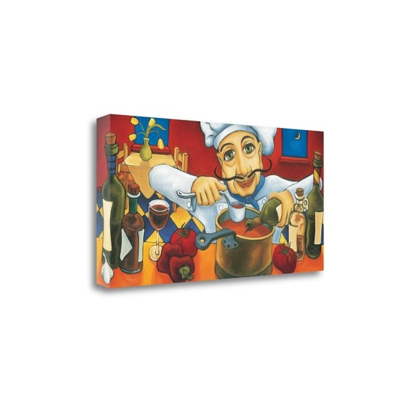 Eduardo By Will Rafuse,  Gallery Wrap Canvas
