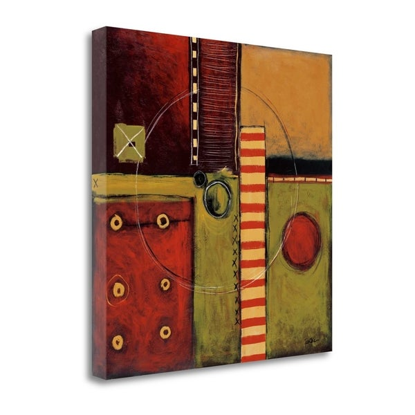 Time Passing By Patrick St.Germain, Gallery Wrap Canvas