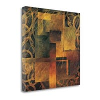 Visual Patterns II By Linda Thompson,  Gallery Wrap Canvas