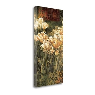 Summer Garden I By Linda Thompson,  Gallery Wrap Canvas