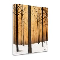 Winter Warmth By Patrick St.Germain,  Gallery Wrap Canvas
