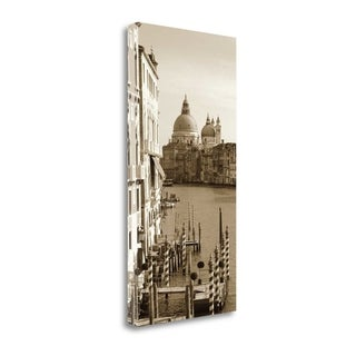 Grand Canal By Jeff,  Gallery Wrap Canvas