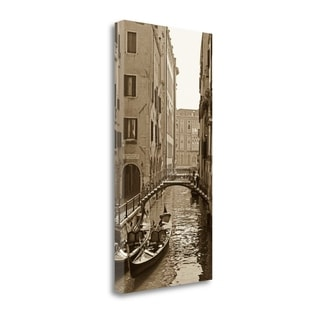 Venice Reflections By Jeff,  Gallery Wrap Canvas