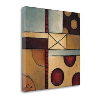 Cruisin By Eve,  Gallery Wrap Canvas