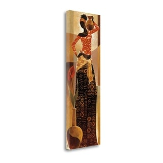 Bahiya By Keith Mallett,  Gallery Wrap Canvas