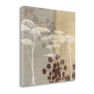 Lace I By Tandi Venter,  Gallery Wrap Canvas
