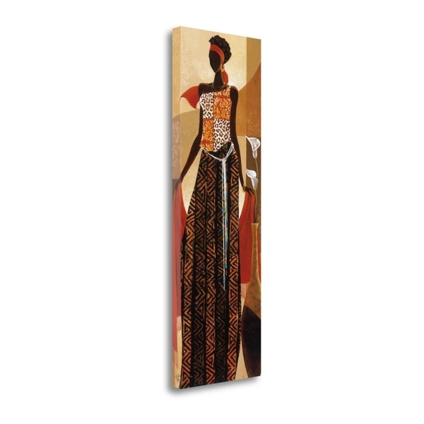 Malaika By Keith Mallett, Gallery Wrap Canvas