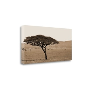 Serengeti Horizons I By Jeff,  Gallery Wrap Canvas