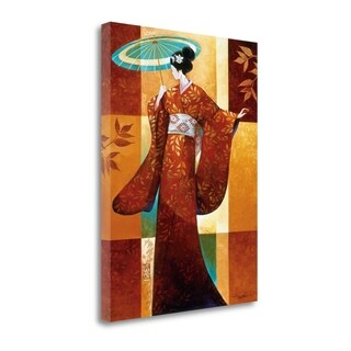 Misaki By Keith Mallett,  Gallery Wrap Canvas