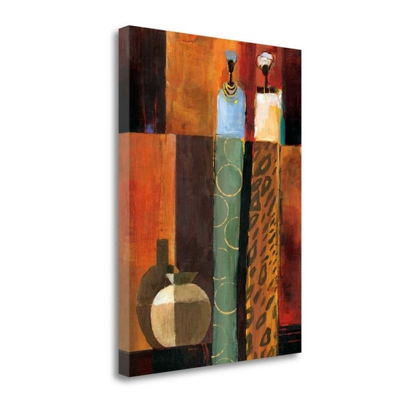 Harmony I By Keith Mallett, Gallery Wrap Canvas